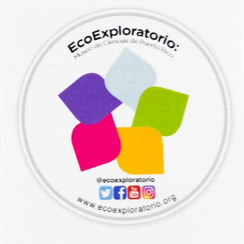 Sticker EcoExploratorio