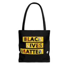 Load image into Gallery viewer, Black Lives Matter Tote Bag