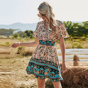 BOHEMIA ®Spring Floral Dress