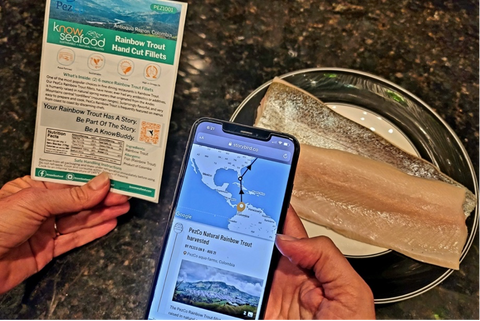 Using Storybird Technology to Trace Seafood from Dock to Doorstep