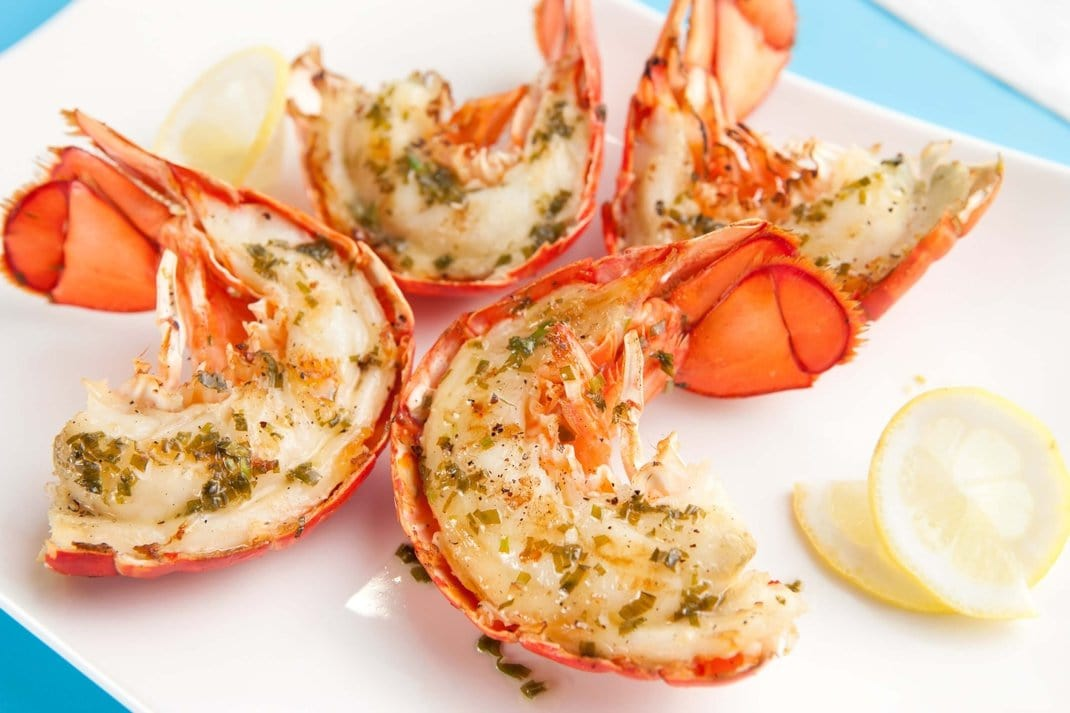 Maine Lobster Tails  - Twin Pack