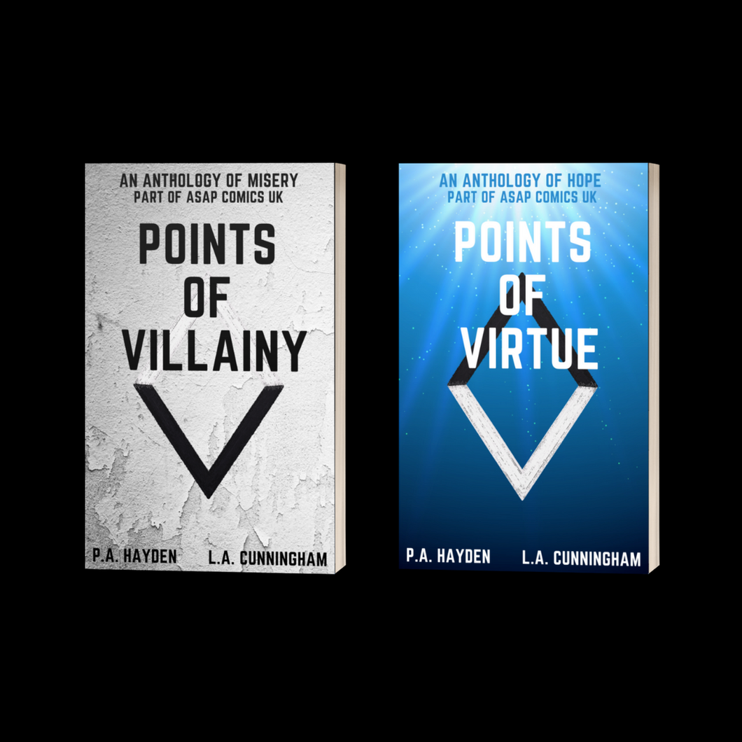 Points of Villainy/Points of Virtue