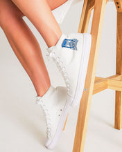 Load image into Gallery viewer, ASAP Logo Women's Hightop Canvas Shoe