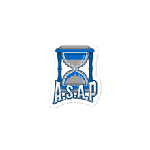 Load image into Gallery viewer, ASAP Logo Bubble-free stickers