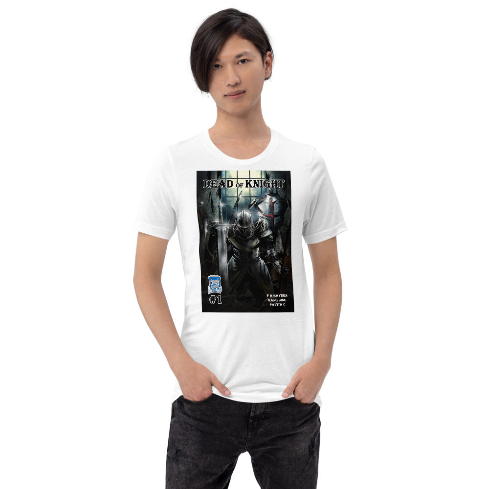 Dead of Knight Cover Issue 1 Unisex T-Shirt