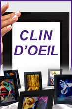 Load image into Gallery viewer, Clin d'oeil - (5 x 7)
