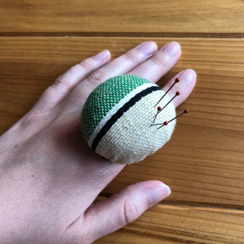 Pincushion Ring in Estate