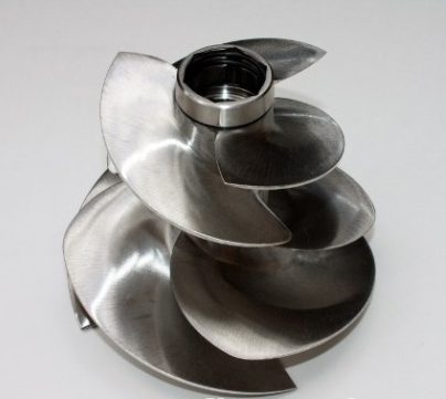 DOUBLE IMPELLER