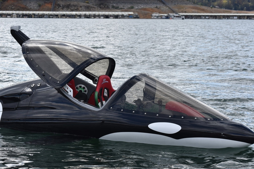 SEABREACHER Z MODEL - We are the exclusive dealer in Saudi Arabia