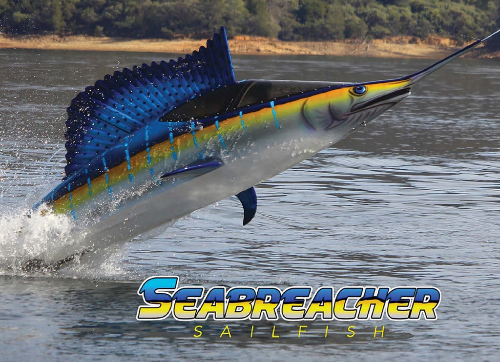 SEABREACHER SAILFISH - We are the exclusive dealer in Saudi Arabia
