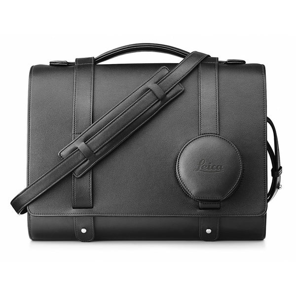 Leica Day bag leather black, Q (Typ 116)