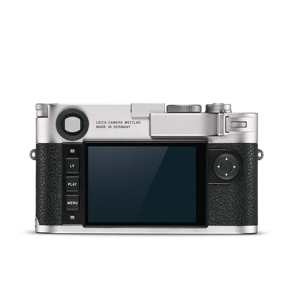 Leica Thumb Support for M10 Silver