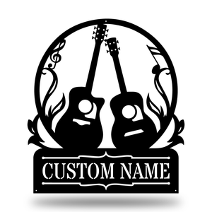 Guitars Monogram