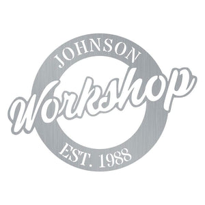Workshop Monogram
