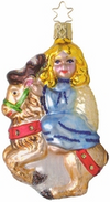 Christmas Angel Limited Edition Ornament by Inge Glas in Neustadt bei Coburg