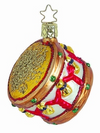 Christmas Cadence Drum Ornament by Inge Glas in Neustadt bei Coburg