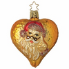 Better Be Good Santa Ornament by Inge Glas in Neustadt bei Coburg