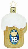 Prost! HB Beer Mug Ornament by Inge Glas in Neustadt bei Coburg