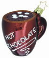 Hot Chocolate Ornament by Inge Glas in Neustadt bei Coburg