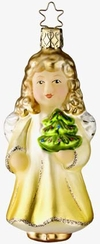 Christmas in My Heart Angel - Life Touch Ornament by Inge Glas in Neustadt bei Coburg