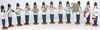 Fireman Band Miniature - Set of 12
