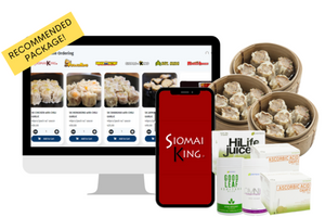 Siomai King Online Franchise