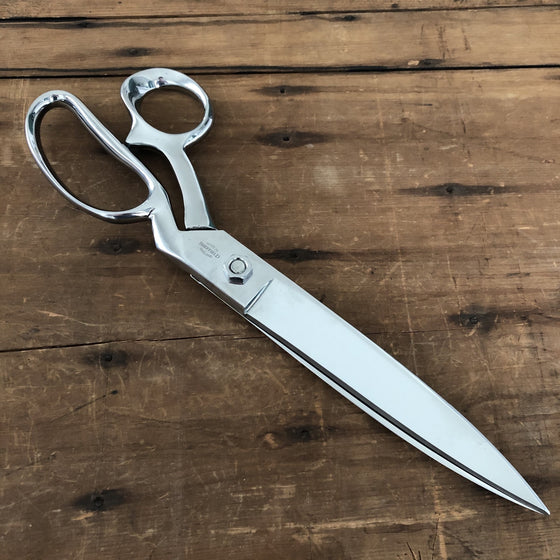 "Ernest Wright 12"" Hardened Industial Shears - Carbon Steel"