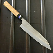 Gihei 210mm Gyuto ZDP189 Keyaki Handle