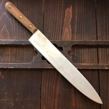 "9.25"" Chef Knife Stainless Austria 1970's-80's"