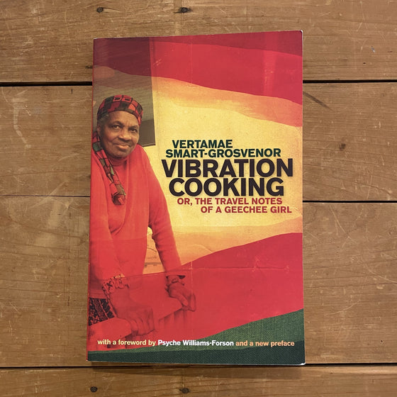 Vibration Cooking by Vertamae Smart-Grosvenor
