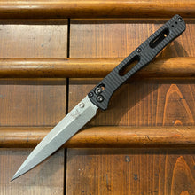 Benchmade 417 Fact