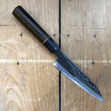 Tsukasa Hinoura 135mm Petty 'River Jump' Burnt Chestnut