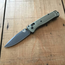 Benchmade 535GRY-1 Bugout Green & Grey