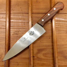"Victorinox 8"" Chef Knife - Wood Handle"