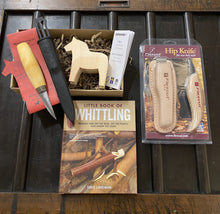 Mora & Flexcut Whittling Starter Kit