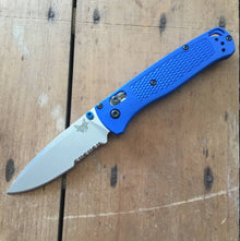 Benchmade 535S Bugout Serrated