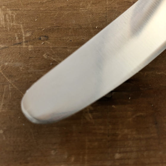 Windmühlenmesser 'Buckels' Table Knife - Stainless - POM