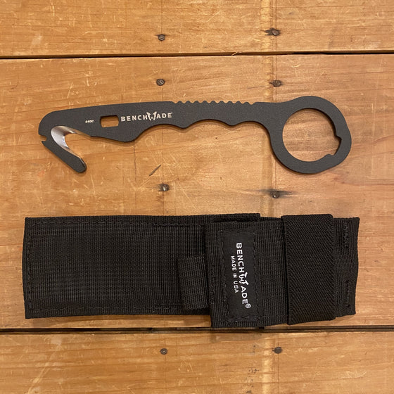 Benchmade 8 BLKWMED Rescue Hook With O2 Wrench