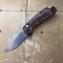 Benchmade 15031-2 North Fork - Wood