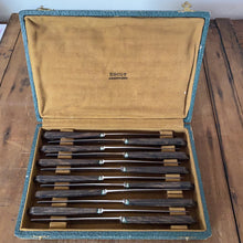 Chatellerault Dessert Knives Set of 12 1930's-50's