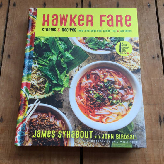 Hawker Fare Stories & Recipes Book