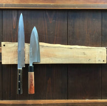 Wooden Magnetic knife Board 20""
