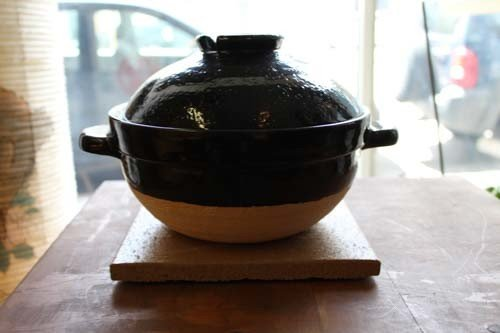 Nagatani-en Kamado-san Rice Donabe Medium - Two Cup
