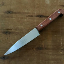"J Adams 4"" Paring Knife Carbon Steel Pinned Rosewood"