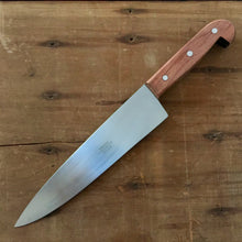 "J Adams 8"" Chef Knife Carbon Steel"