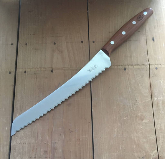 "Windmühlenmesser 'KB2' 8.75"" Bread Knife - Stainless - Plum"