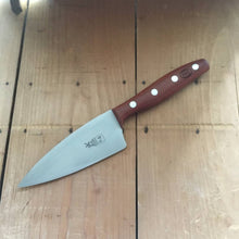 "Windmühlenmesser 'K4' 5"" Chef - Carbon - Plum"