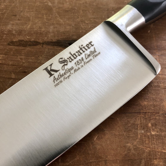 "K Sabatier 1834 Series 10"" Chef Stainless"