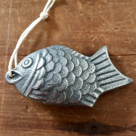Kenko-Tai Iron Fish Made In Japan