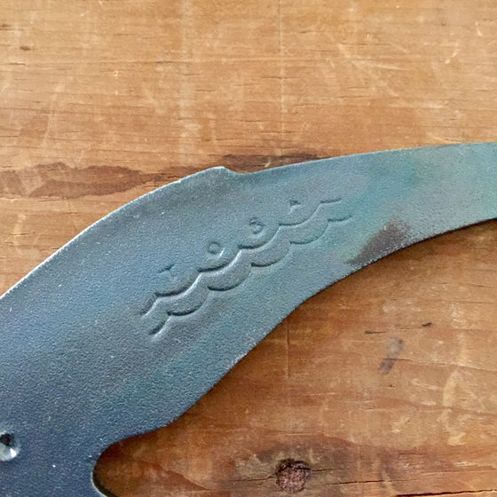 Tosa Kujira Whale Knife - C - Forged Carbon Steel